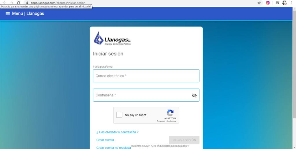 Consultar, Descargar, Imprimir Pagar Duplicado Factura de Llanogas por Internet en Linea Redeban PSE 2020